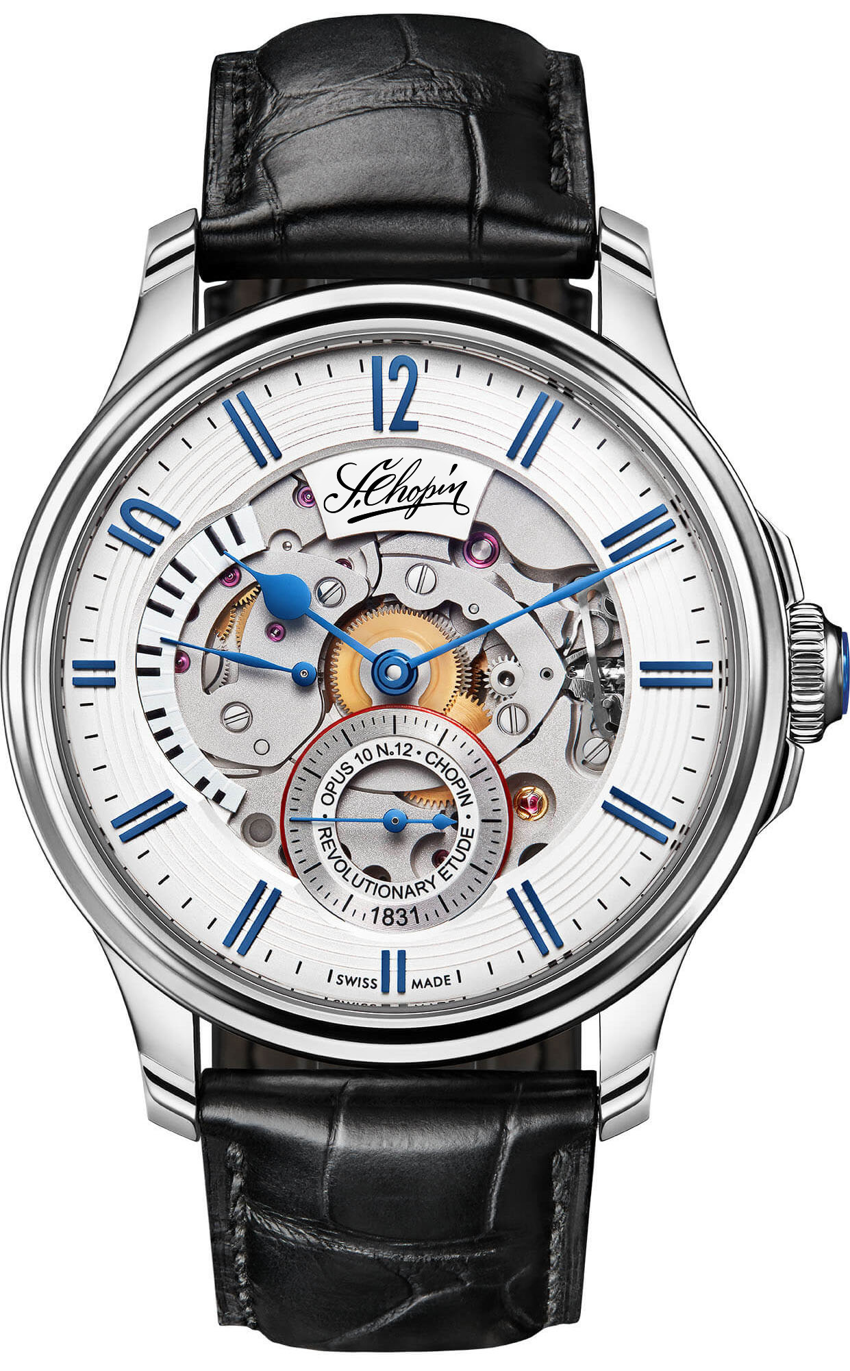 Chopin Watch Timepiece