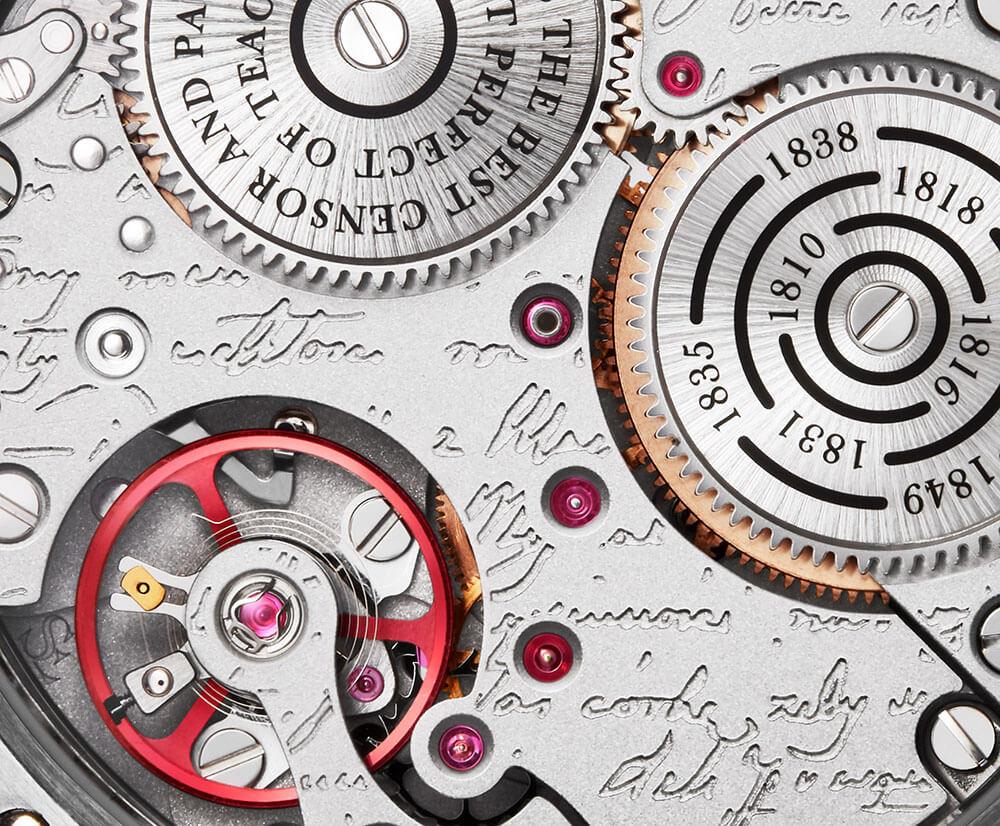 Chopin Watch production