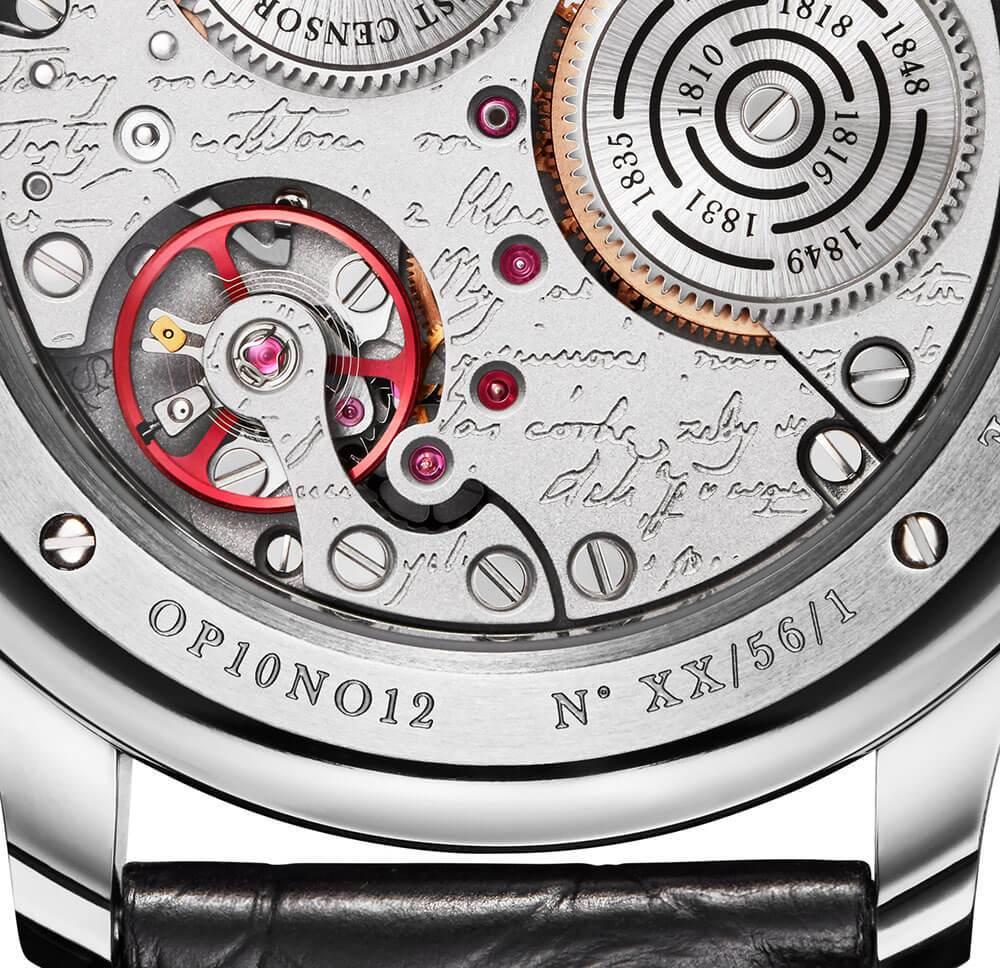 Chopin Watch limitation